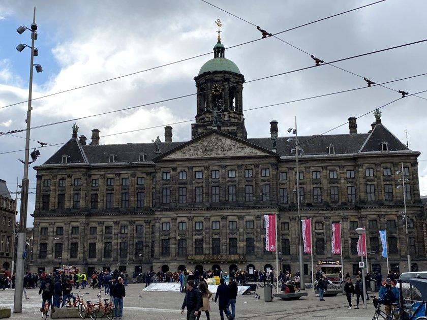 Royal Palace, Dam Square