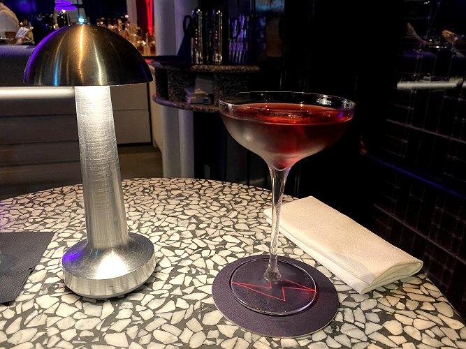 Barman's recommendation