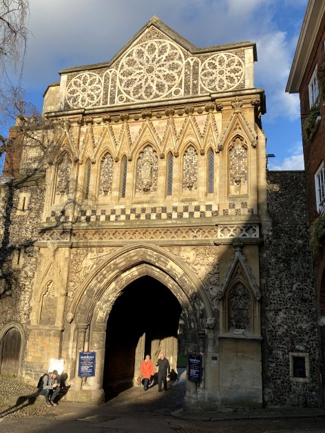 Ethelbert Gate