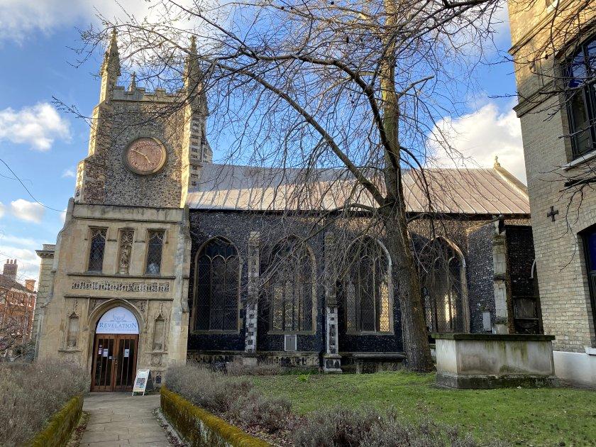 St Michael-at-Plea, Redwell St