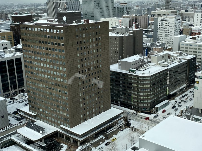 Sapporo City Hall
