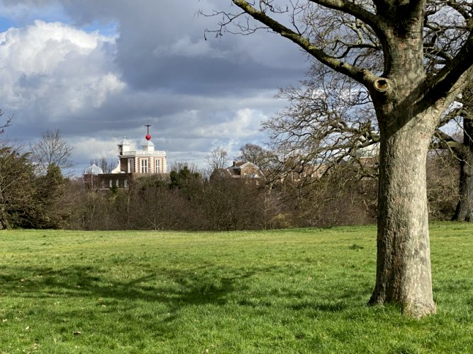 Greenwich Park and the Royal Observatory