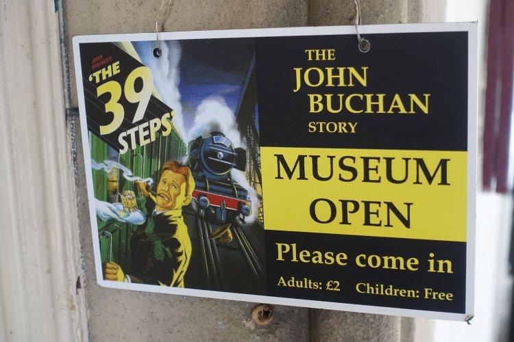 John Buchan Museum