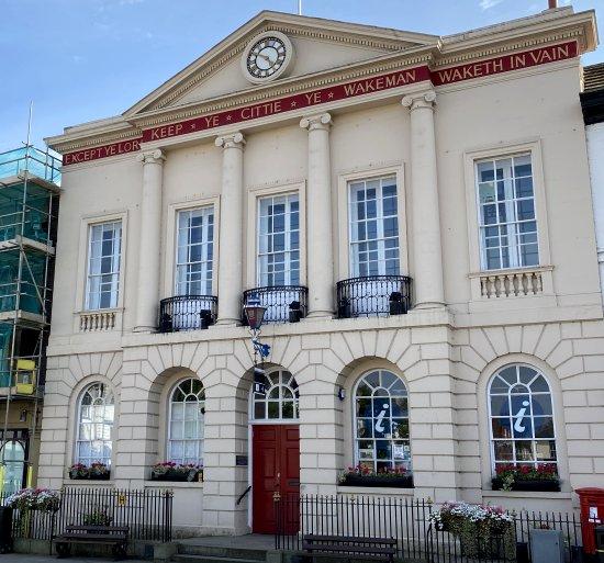 Ripon Town Hall
