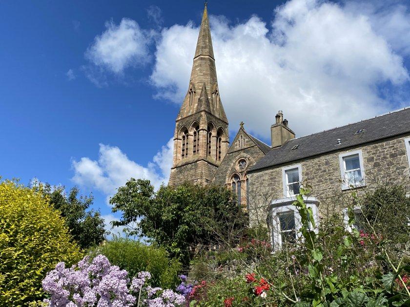 St Andrews Leckie Parish Church