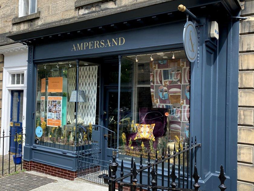 Shop in Dublin Street