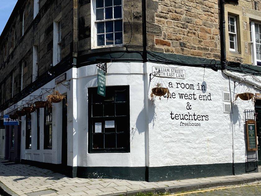Teuchters Bar, William Street