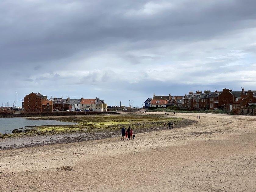Beach at West Bay