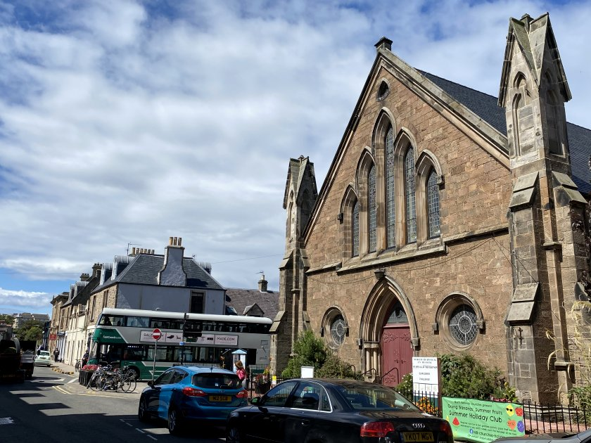 Abbey Church, High Street