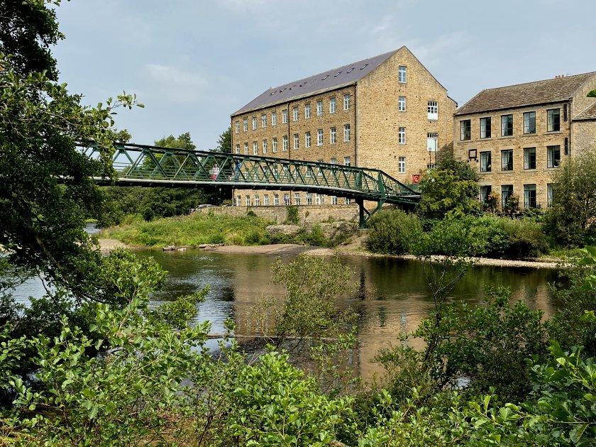 River Tees footbridge