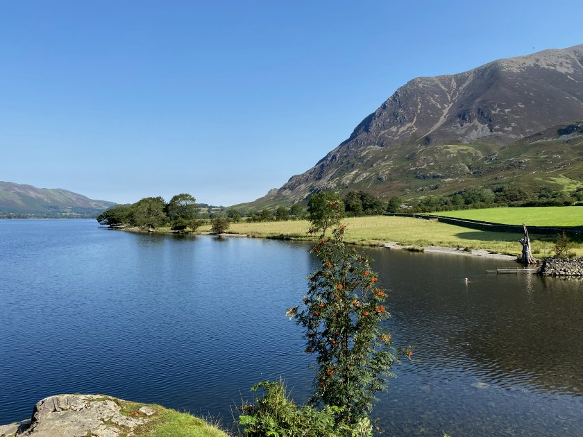 ... and finally, this is Crummock Water