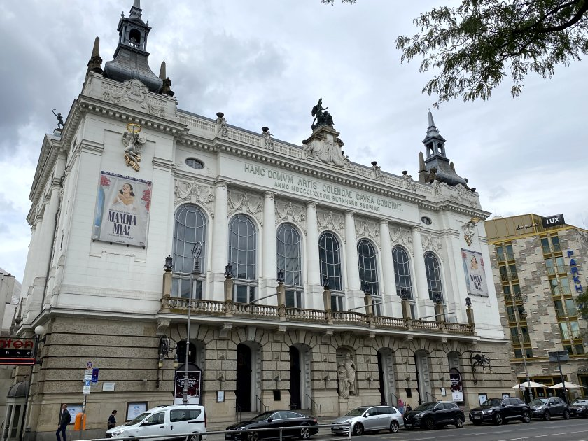 Theater des Westens (Theatre of the West)