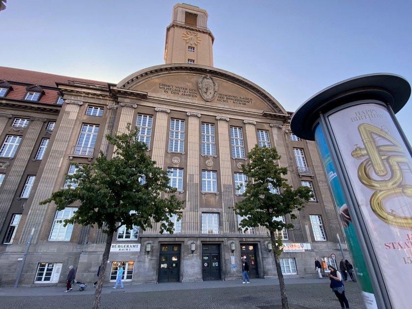 Rathaus-Spandau
