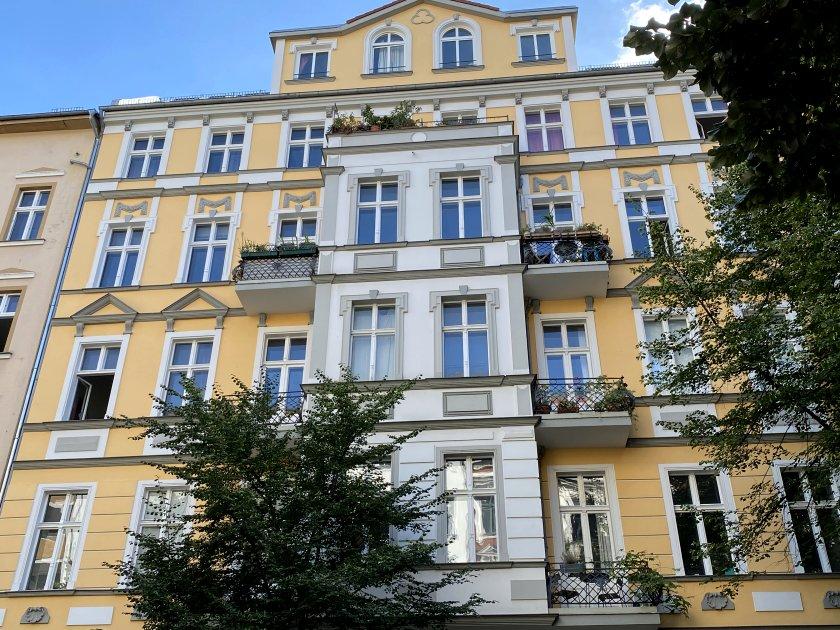 Schöneberg architecture