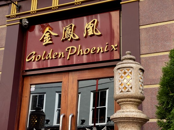 Sunday lunchtime in Chinatown ...