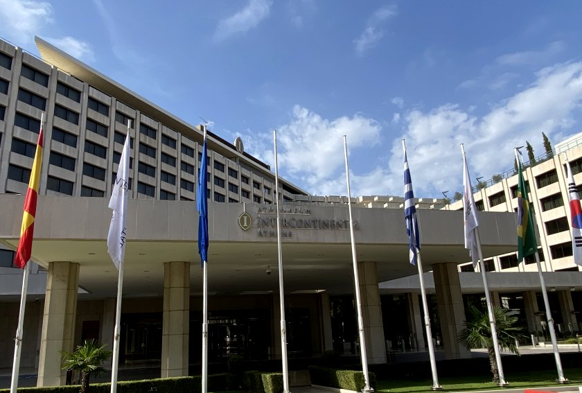 InterContinental Athanaeum, Athens