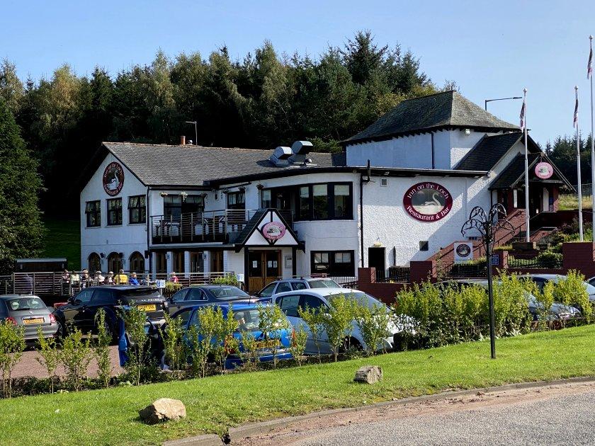 Inn on the Loch, Lanark Loch