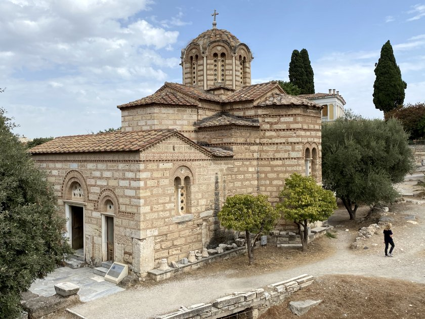 Church of the Holy Apostles (10th century)