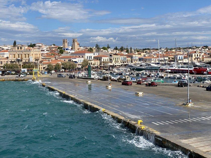 Final look at Aegina Town