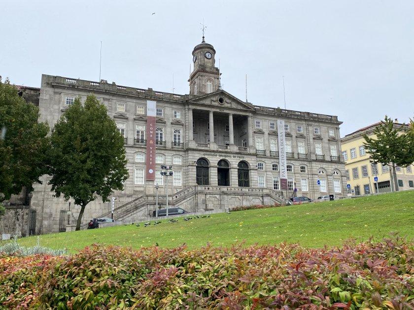 Palácio da Bolsa (former stock exchange)
