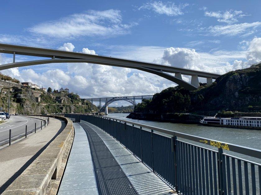 Bridges to the east