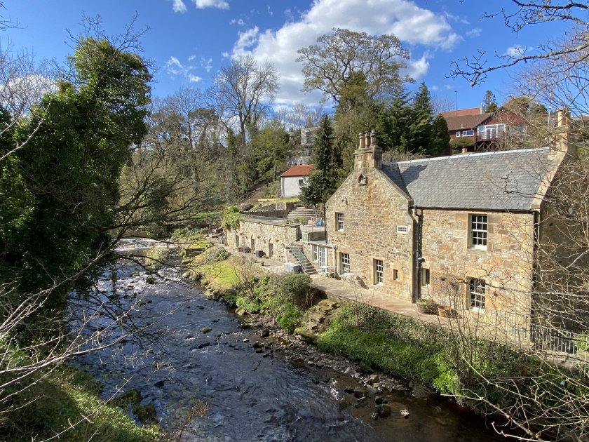 This has the look of a converted mill