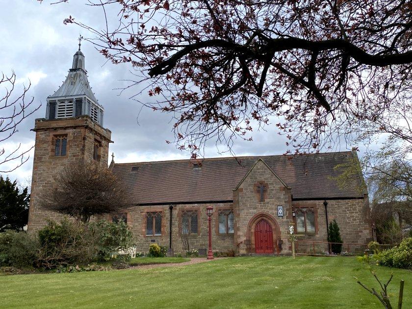 St Cuthbert's Episcopal Church