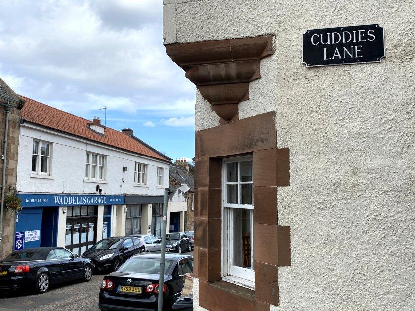 Spylaw Street and Cuddies Lane