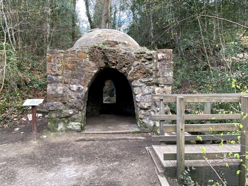 Craiglockhart Grotto