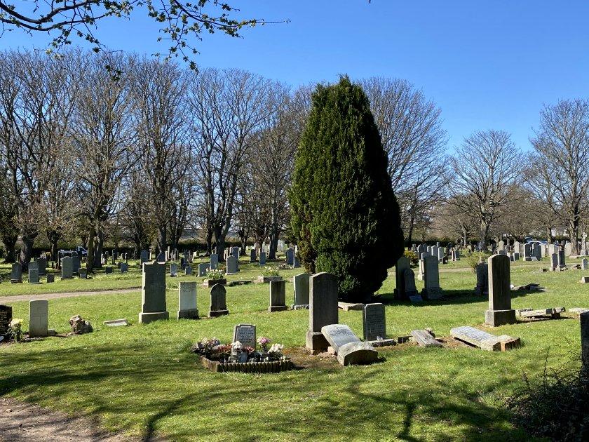 Saughton Cemetery