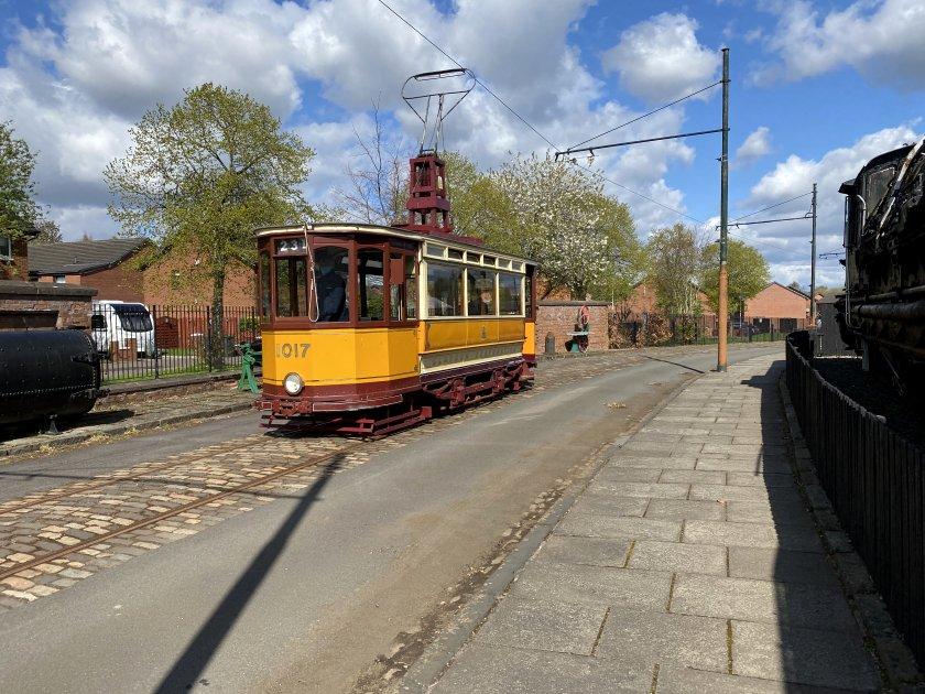 Heritage tramway