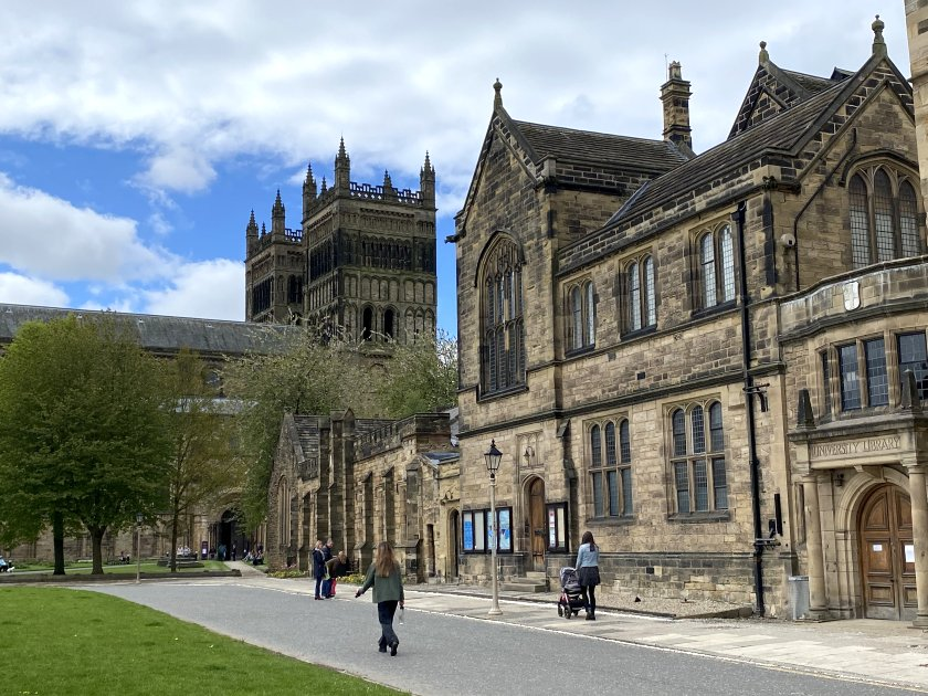 Durham Cathedral and University Library