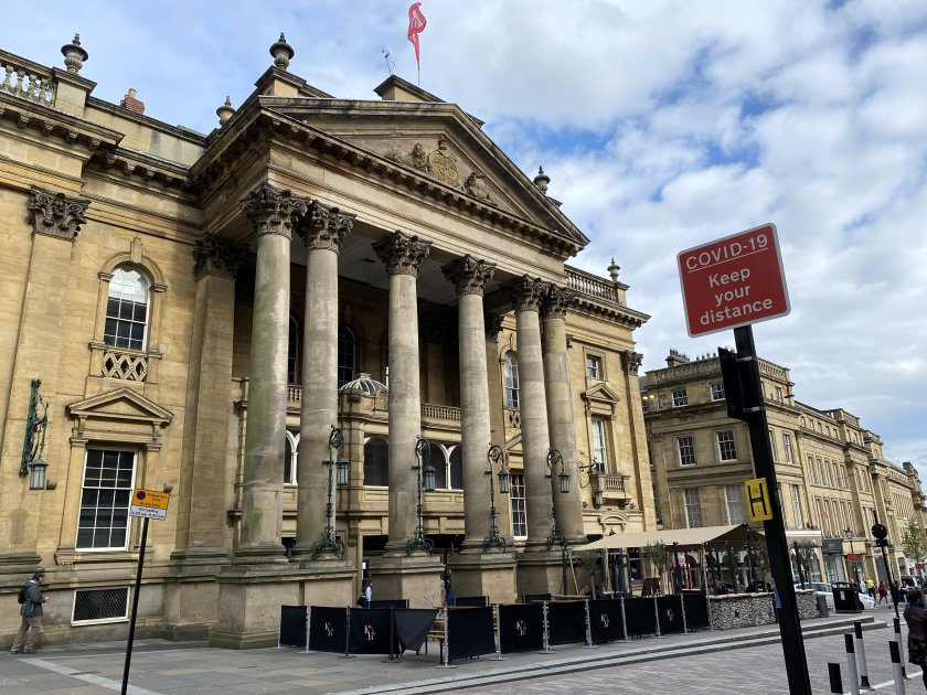 Theatre Royal, Grey Street