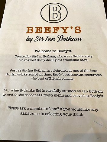 Welcome to 'Beefy's'