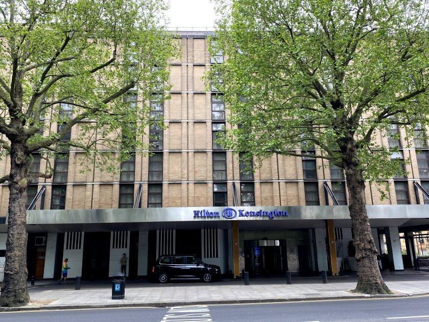 Hilton London Kensington (near Shepherd's Bush!)