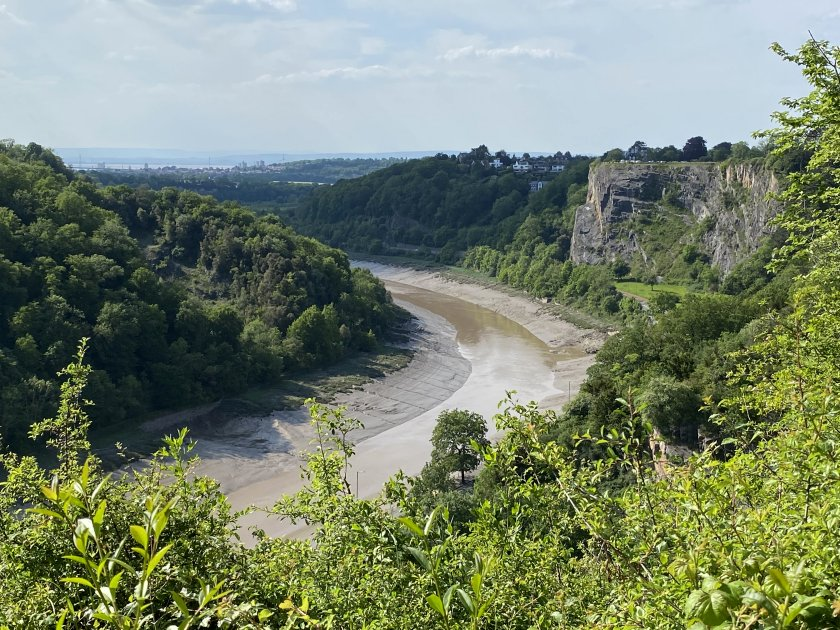 Gorge of the River Avon