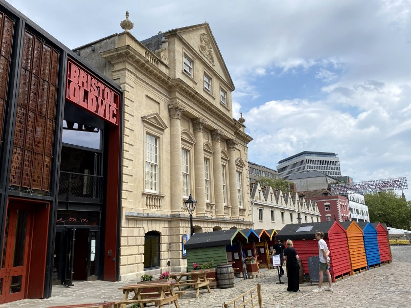 Theatre Royal, home of Bristol Old Vic