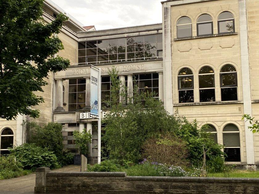 Broadcasting House, home of BBC Bristol