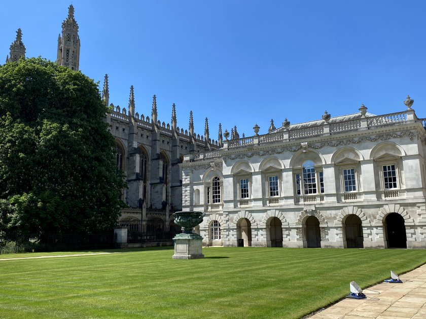 King's College Chapel and The Old Schools