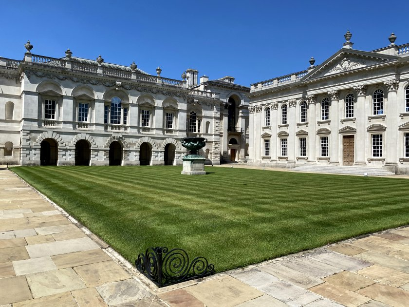The Old Schools and the Senate House