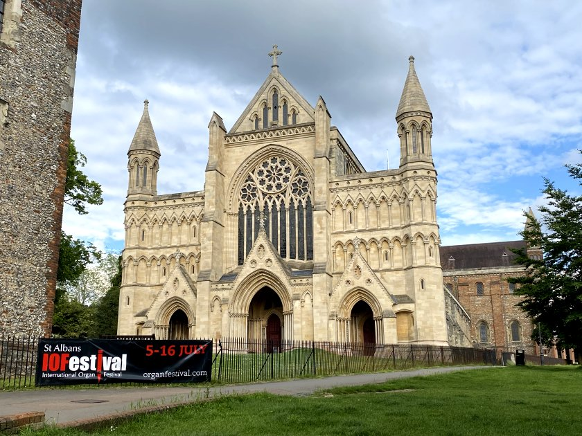 ... and known locally as The Abbey